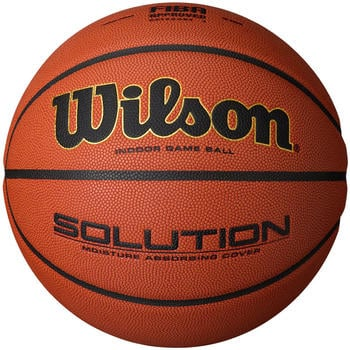 Wilson Solution Game Ball size: 6