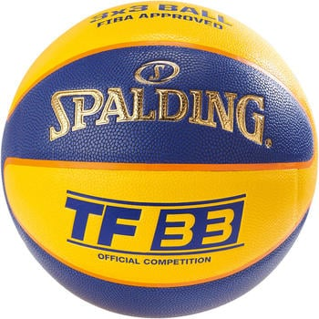 Spalding TF 33 in/out yellow/purple