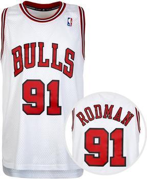 Adidas Chicago Bulls Rodman-Trikot