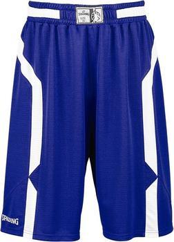 Spalding Offense Shorts royal/white