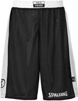 Spalding Essential Reversible Shorts Kids black/white