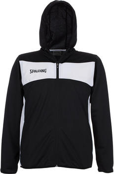 Spalding Evolution II Classic Hooded Jacket black (300303101)
