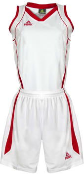 Peak Trikot Set Women Team white/red (F771102-20111)