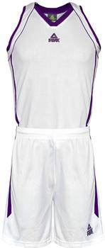 Peak Trikot Set Women Team white/purple (F771102-20001)