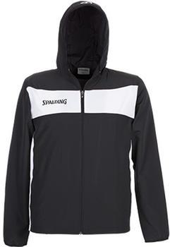 Spalding Evolution II Woven Hooded Jacket black (300303201)