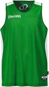 Spalding Essential Reversible Shirt green/white (300201403)