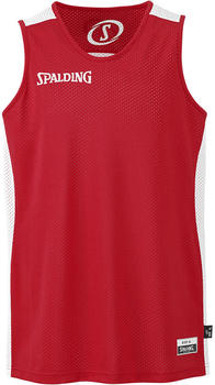 Spalding Essential Reversible Shirt red/white (300201408)