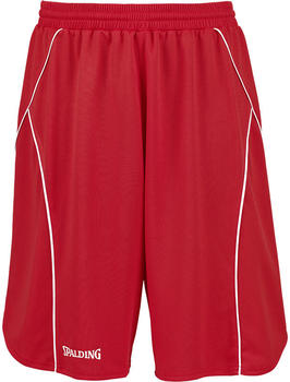 Spalding Crossover Shorts red/white (300512701)