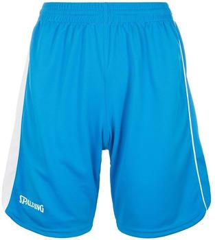 Spalding 4Her Shorts cyan/white (300541109)