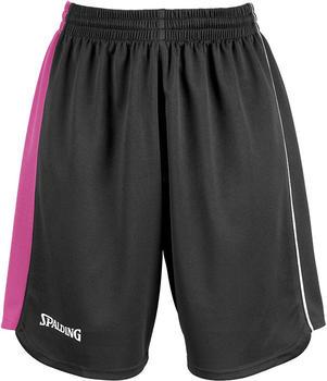 Spalding 4Her Shorts black/pink/white (300541104)