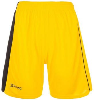 Spalding 4Her Shorts yellow/black (300541106)