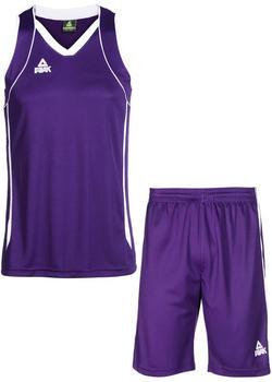 Peak Trikot Set Women Team purple/white (F771102-20029)