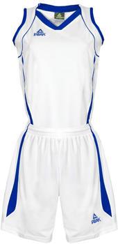 Peak Trikot Set Women Team white/blue (F771102-20082)