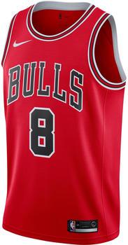 Nike Zach Lavine Icon Edition Swingman Chicago Bulls university red/white
