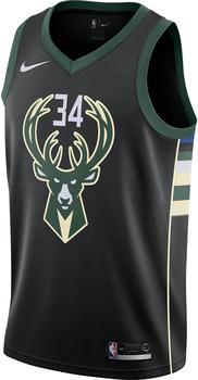 Nike Giannis Antetokounmpo Milwaukee Bucks Jersey Statement Edition Swingman