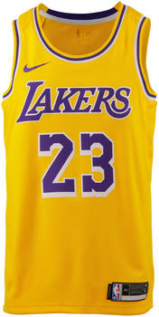 Nike Lebron James Los Angeles Lakers Jersey