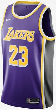 Nike Lebron James Los Angeles Lakers Jersey Statement Edition Swingman