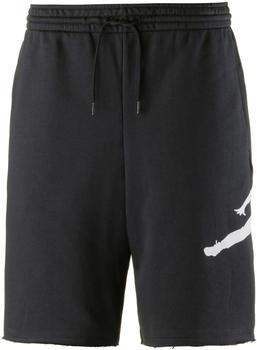 Nike Men's Fleece Shorts Jordan Jumpman Logo black/white
