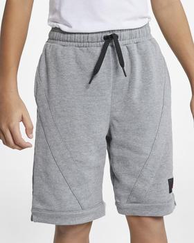 Nike Older Kids' Shorts Jordan Flight Lite carbon heather