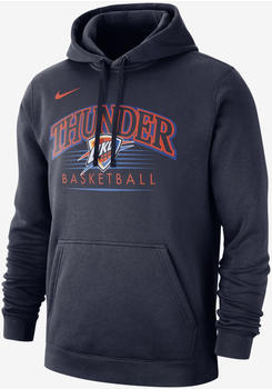Nike Oklahoma City Thunder Hoodie college navy/college navy