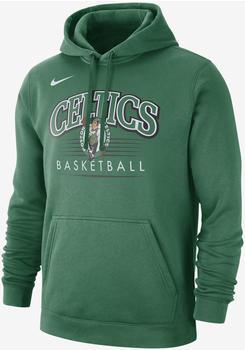 Nike Boston Celtics Hoodie clover/clover