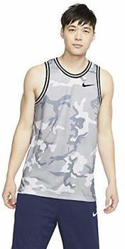 Nike Dri-FIT DNA Basketball Jersey wolf grey/black