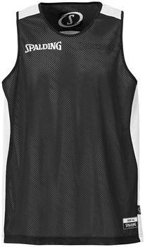 Spalding Essential Reversible Shirt Kids black/white (300201402)