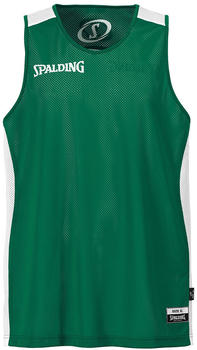 Spalding Essential Reversible Shirt Kids green/white (300201403)