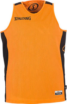 Spalding Essential Reversible Shirt Kids orange/black (300201410)