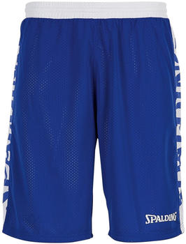 Spalding Essential Reversible Shorts Kids royal/white