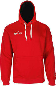 Spalding Team II Hoodie Kids red (300208505)
