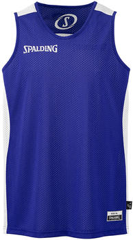 Spalding Essential Reversible Shirt Kids royal blue/white (300201409)