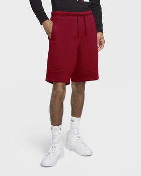 Nike Jordan Jumpman Air (CK6707) gym red/gym red/schwarz