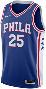 Nike Ben Simmons Philadelphia 76ers Trikot Swingman 2020