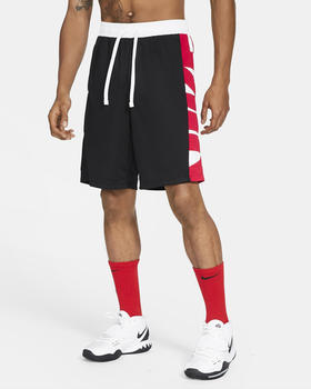 Nike Dri-FIT Shorts (CV1866) schwarz/weiß/university red/weiß