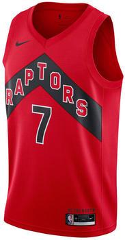 Nike Toronto Raptors Kyle Lowry Icon Edition Trikot 2020