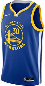 Nike Stephen Curry Golden State Warriors Icon Edition 2020/21