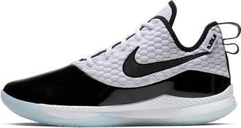 Nike LeBron Witness III PRM (BQ9819) white/oxygen purple/black