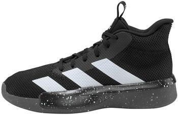 Adidas Pro Next 2019 core black/cloud white/cloud white