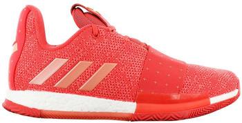 Adidas Harden Vol. 3 rot/grau (D96990)
