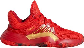 Adidas D.O.N. Issue 1 rot/gold (EF2935)