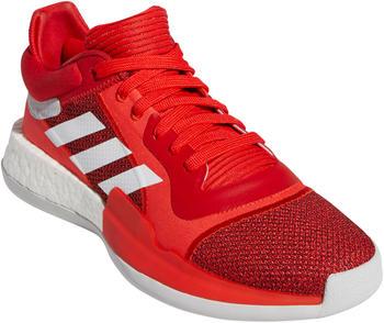 Adidas Marquee Boost rot/weiß (F36305)
