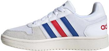 Adidas Hoops 2.0 Kinder weiß (FW9120)
