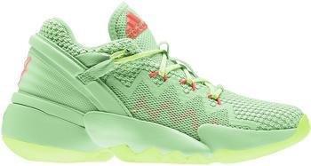 Adidas D.O.N. Issue 2 Kinder grün (FW8747)