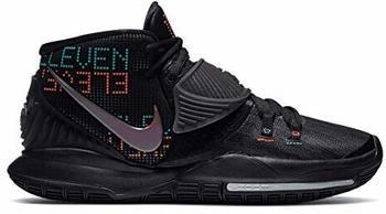 "Nike Kyrie 6 ""Triple Black"" black/black"