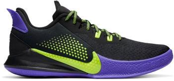 Nike Mamba Fury black/psychic purple/lemon venom
