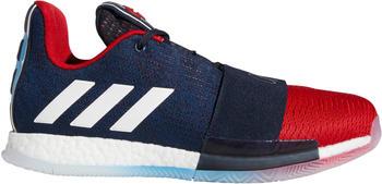 Adidas Harden Vol. 3 Boost legend ink/collegiate navy/power red
