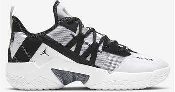 Nike Jordan One Take II white/black/wolf grey/black