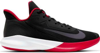 Nike Precision 4 black/dark grey/university red/white