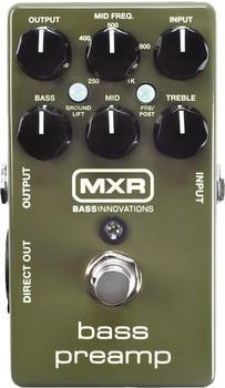 Jim Dunlop MXR Bass Preamp M81